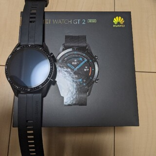 ファーウェイ HUAWEI Watch GT2 BLACK 46mm