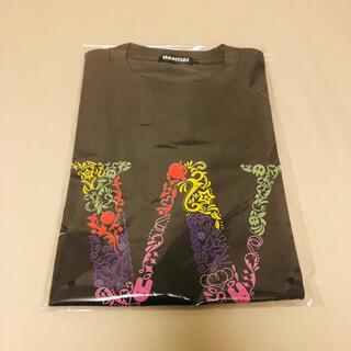 マクロス(macros)のオシャレマクロス10 Tシャツ チャコール Lサイズ(キャラクターグッズ)