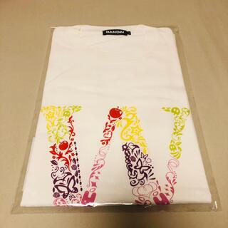 マクロス(macros)のオシャレマクロス10 Tシャツ ホワイト Lサイズ(キャラクターグッズ)