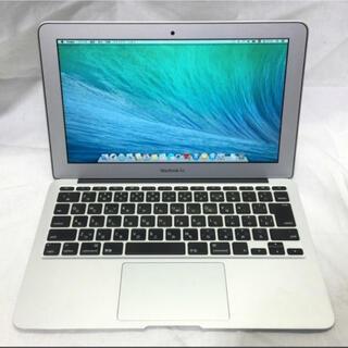 Mac (Apple) - 【期間限定大特価】MacBook Air11インチ 2013 良品 軽量本体のみ