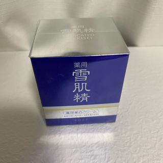 セッキセイ(雪肌精)のKOSE 雪肌精 薬用美白クリーム(フェイスクリーム)