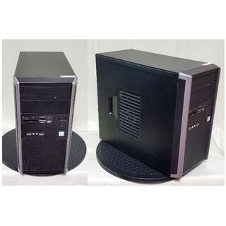 ハイスペックPC i7 6700/16G/SSD+HDD/グラボ/#ED