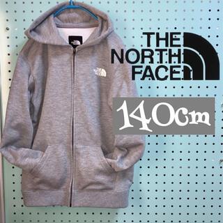THE NORTH FACE - ノースフェイス     キッズジップアップパーカー140cm