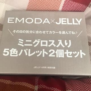 EMODA - JELLY ジェリー 4月号付録 雑誌 EMODA  エモダ 付録