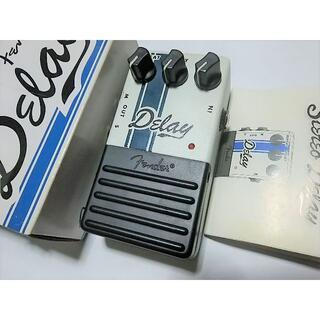 フェンダー(Fender)の【送料無料匿名配送】フェンダー ディレイ Fender Delay Pedal(エフェクター)