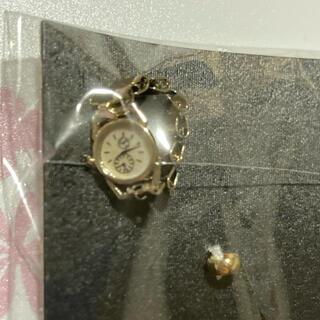 未使用 ファッションロイヤリティオム         腕時計とリング