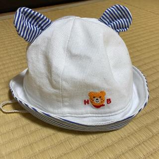 HOT BISCUITS - ミキハウス ホットビスケット帽子
