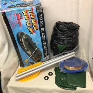 ロゴス(LOGOS)の【90分限定価格】ロゴス  ゴムボート トレイルブレイザー ボートセット240(その他)