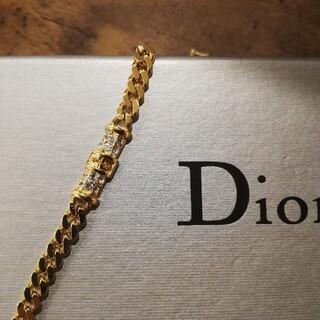 Christian Dior - クリスチャンディオール チェーン ブレスレット