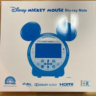 Disney - 【新品未開封・保証有】最新版 DWE ミッキー DVDブルーレイプレイヤー
