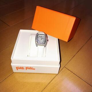 フォリフォリ(Folli Follie)のFOLLI FOLLIE(フォリフォリ)  時計(腕時計)