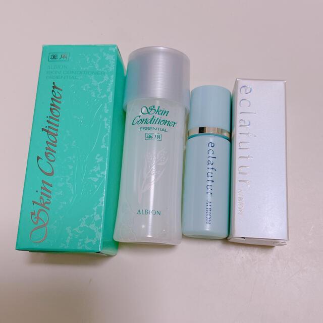 ALBION(アルビオン)のALBION アルビオン 美容液 化粧水 試供品 コスメ/美容のキット/セット(サンプル/トライアルキット)の商品写真