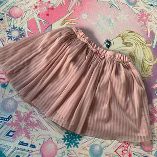 エニィファム(anyFAM)のエニィファムキッズ チュールスカート(スカート)