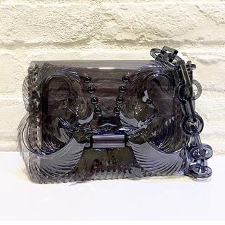 mame - 新品未使用♡mame kurogouchi PVC ミニチェーンバッグ