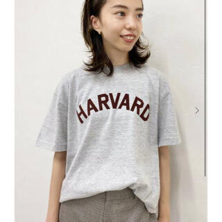 DEUXIEME CLASSE - GOOD ROCK SPEEDグッドロックスピード HARVARD Tシャツ
