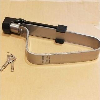 TiGr Lock mini 軽量チタン合金製  フレームマウント付属 430g(その他)