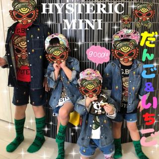 ヒステリックミニ(HYSTERIC MINI)のtee👕(Tシャツ/カットソー)