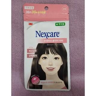 72枚3M Nexcare ネクスケア★ブレミッシュ クリアカバー × 1袋(パック/フェイスマスク)