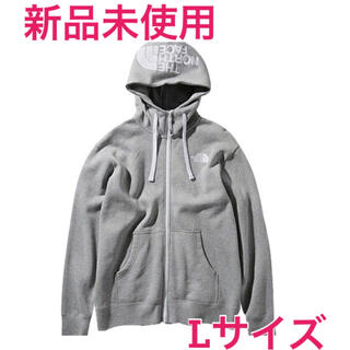 THE NORTH FACE - 【新品未使用】THE NORTH FACE リアビューフルジップフーディ L