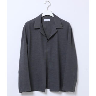 アダムエロぺ(Adam et Rope')のLサイズ ボックスシルエット羽織シャツ(シャツ)