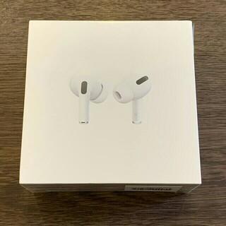 Apple - 新品未開封 iPhone AirPods Pro エアポッズ プロ