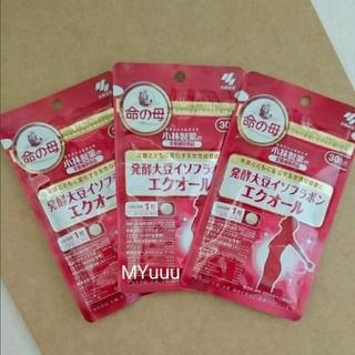 コバヤシセイヤク(小林製薬)の小林製薬  エクオール  30粒入 × 3袋(その他)