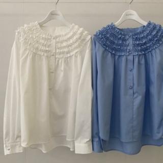 rosymonster mini frill blouse ブラウス 新品未着用