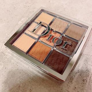 Dior - ディオール バックステージアイパレット 001 ウォーム