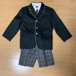 ニッセン(ニッセン)の男の子 スーツ 130(ドレス/フォーマル)