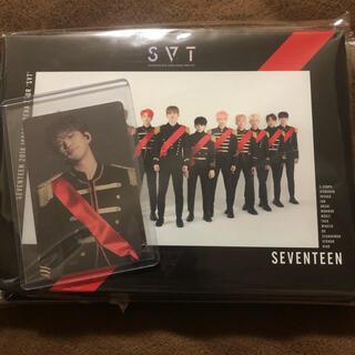 セブンティーン(SEVENTEEN)の SEVENTEEN JAPAN ARENA TOUR SVT DVD ホシ(アイドル)