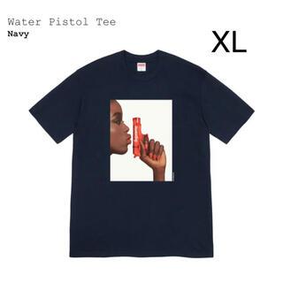 Supreme - 【新品】supreme water pistol Tee XL Navy