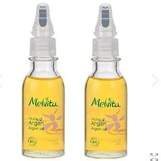 メルヴィータ(Melvita)のメルヴィータ アルガンオイル 2つセット(ボディオイル)
