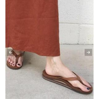 L'Appartement DEUXIEME CLASSE - RAINBOW SANDALS/レインボーサンダルDOUBLE Sandals