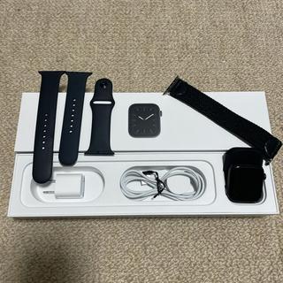 Apple Watch - 【クーポンでお得】Apple Watch シリーズ 5 GPS 44mm