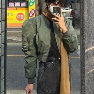Balenciaga - BALENCIAGA ボクシーボンバージャケット