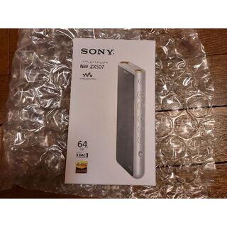 SONY NW-ZX507 WALKMAN 未使用品