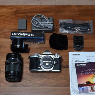 OLYMPUS OM-D E-M5 Mark II レンズセット