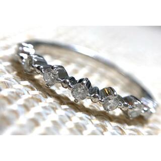 Vendome Aoyama - VENDOME  Pt900 7P ダイヤモンド リング