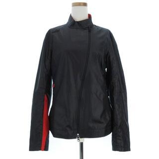 プーマ(PUMA)のプーマ PUMA ジャケット ブルゾン ロゴ 刺繍 ライダース風 PW54379(ブルゾン)