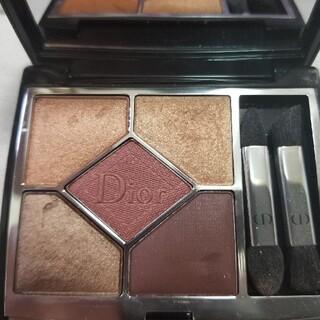 Dior - 残量8割程度 ディオールサンククルールクチュール アイシャドウ
