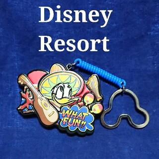 Disney - ディズニーリゾート ドナルド メキシコ 南米 キーホルダー ストラップ