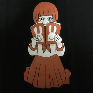 CUNE - cune 読書 新品未使用 Tシャツ