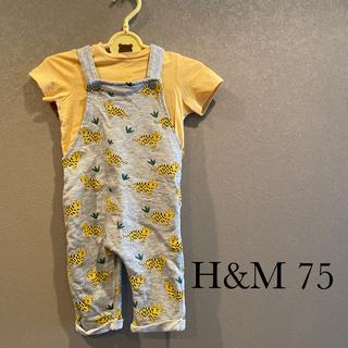 H&M - 男の子 ロンパース