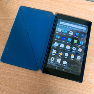 ANDROID - 美品!Amazon Kindle Fire HD8タブレット (第7世代)