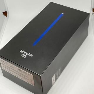 Galaxy - Samsung Galaxy Note 10+ PLUS 5G オーラグロー