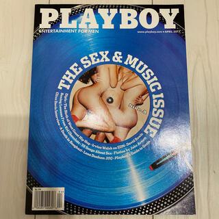 プレイボーイ(PLAYBOY)の【希少】PLAYBOY 雑誌 (ロサンゼルスで購入)(専門誌)