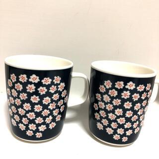 marimekko - ★新品★マリメッコ マグカップ コップ  ペア  2個セット