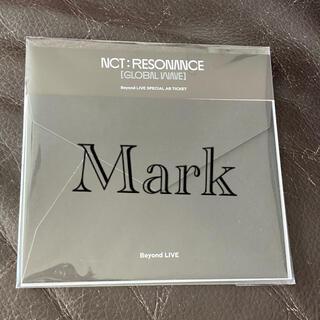 EXO - NCT mark beyond live