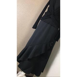 ウェルビーイング(Wellbeing)の♡ワールド ウェルビーイング 新品タグ付きロングスカート♡(ロングスカート)