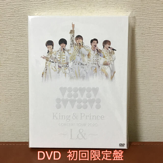 Johnny's - King&Prince LIVE DVD 〜L&〜 初回限定盤
